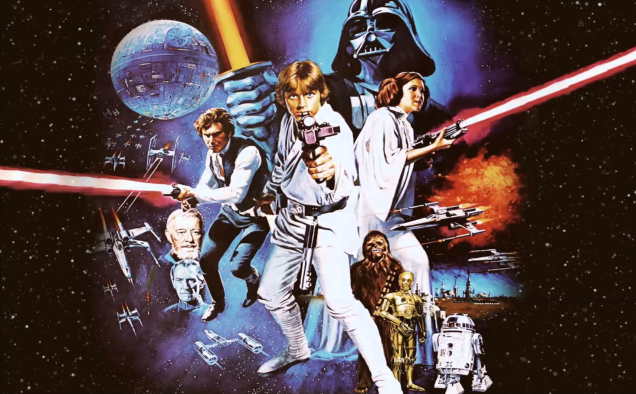 'Star Wars' movies to be released online