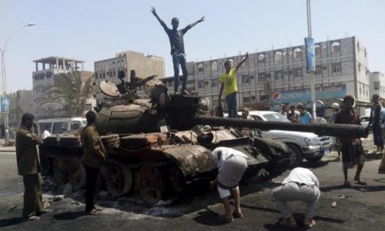 Red Cross says situation 'catastrophic' in Yemen's Aden
