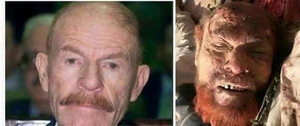 Iraq testing body of suspected Saddam VP