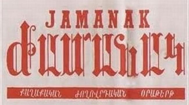 Armenian newspaper holds century of memories in Istanbul