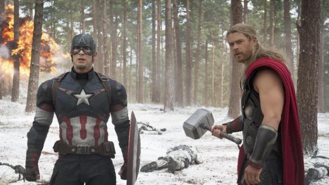 'The Avengers' set for blockbuster return