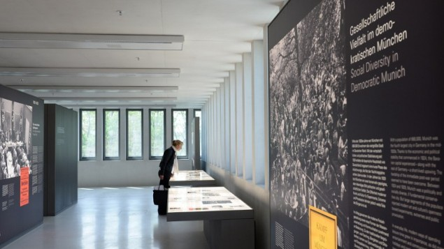 Long-delayed Nazi museum opens in 'home of the movement'