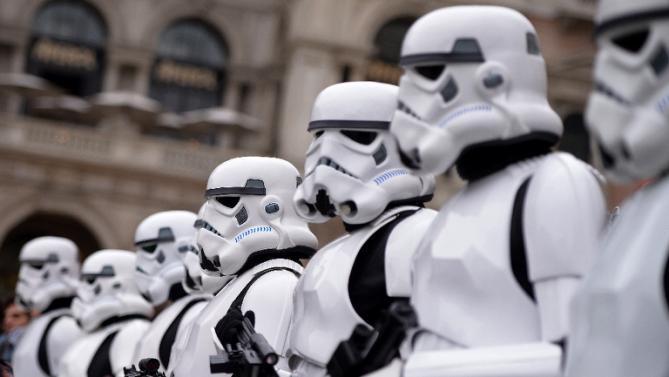 Vanity Fair reveals 'Star Wars' baddie on May the Fourth
