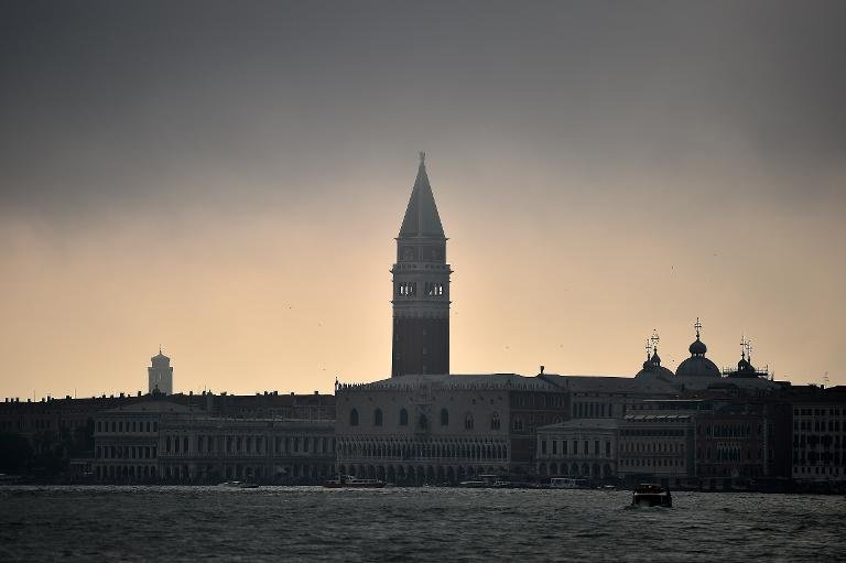 Nigerian gives political edge to Venice Biennale