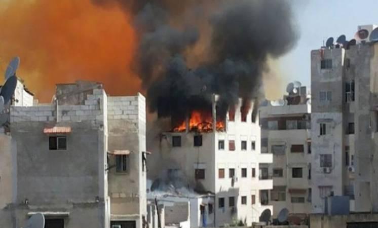 Mystery blast in Syria regime bastion Latakia kills 4