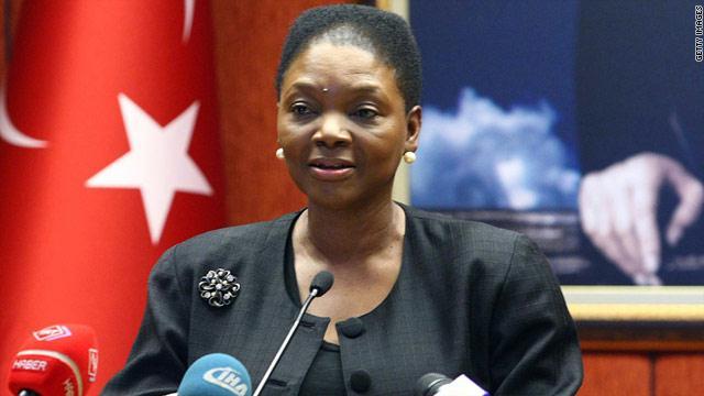 UN aid chief makes final appeal to end Syria's despair