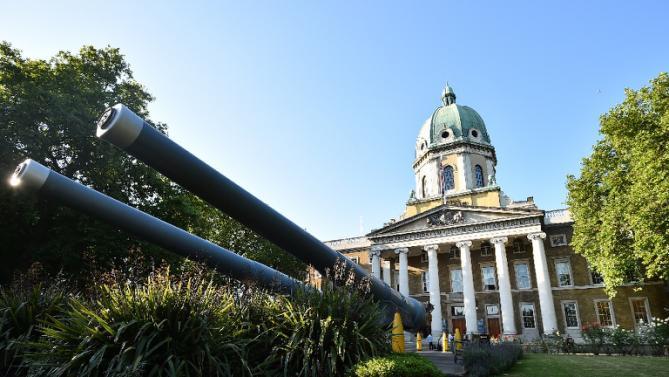 N. Ireland terror attack gun found in London museum
