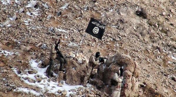 IS advances on key Syrian city despite regime air raids