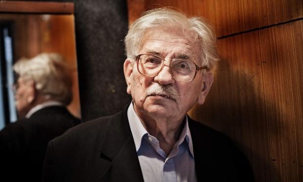Czech writer Ludvik Vaculik dies aged 88