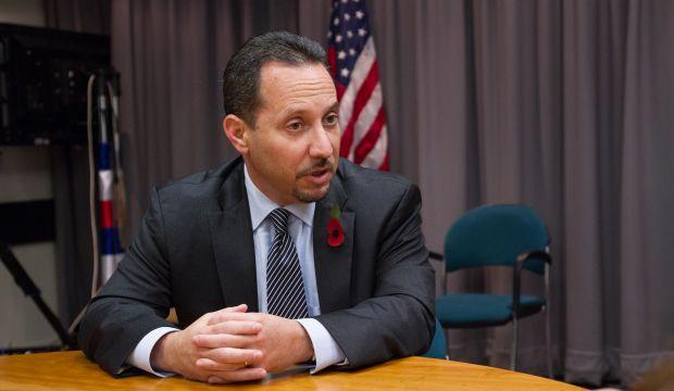 Obama nominates Syria envoy as Tunisia ambassador