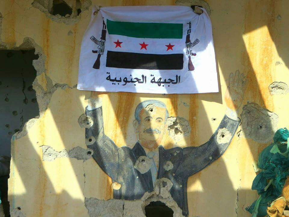 Syria rebels overrun key army base in new regime setback