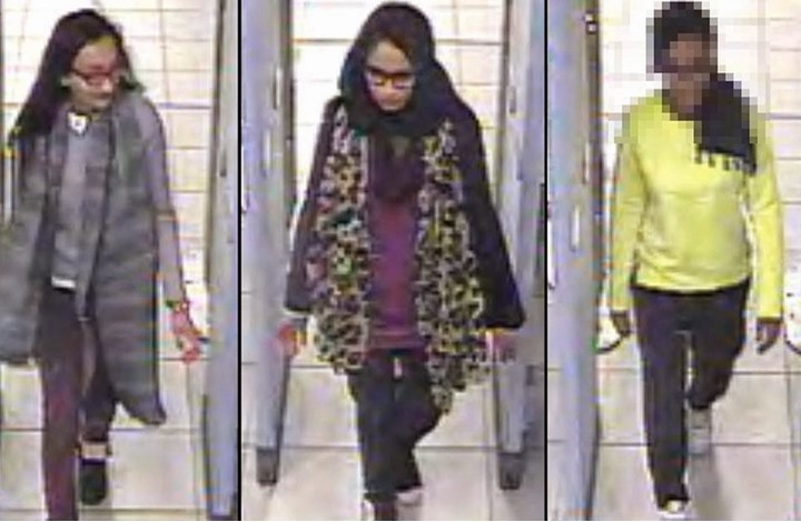 UK sisters feared headed for Syria conflict with their 9 children