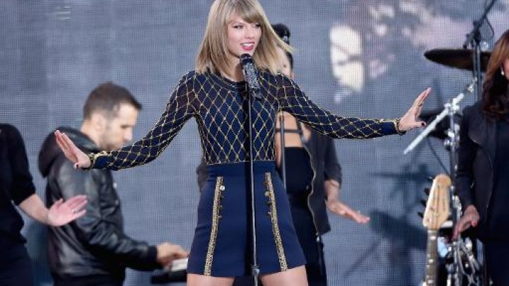 At 25, Taylor Swift proves extraordinary force