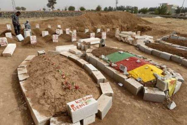 IS kills 164 civilians in assault on Syria's Kobane