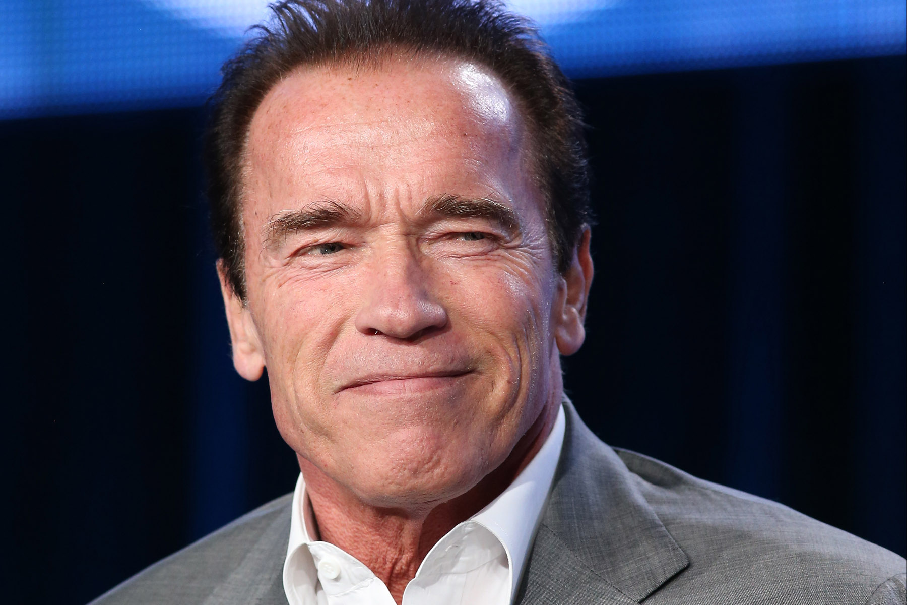 'Old but not obsolete' Schwarzenegger back again as Terminator