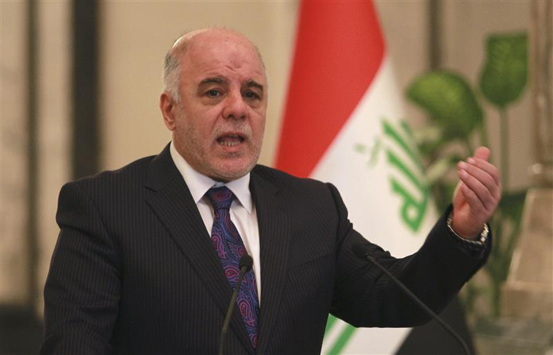 Iraq PM 'retires' army chief of staff: spokesman