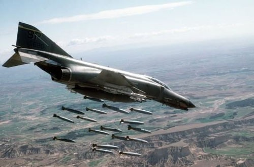 US-led air strikes kill seven Al-Nusra members in Syria: monitor