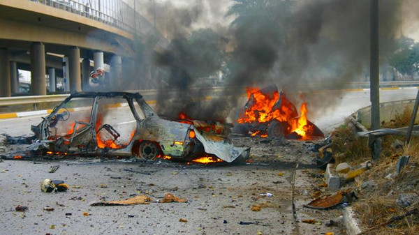 String of Baghdad bombings kills 21: police