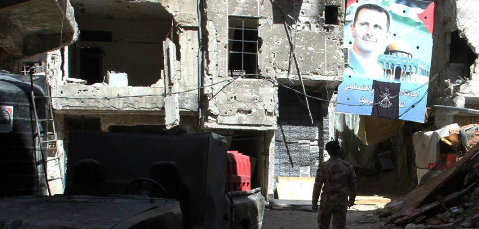 Syria's Assad grants amnesty for draft dodgers, defectors