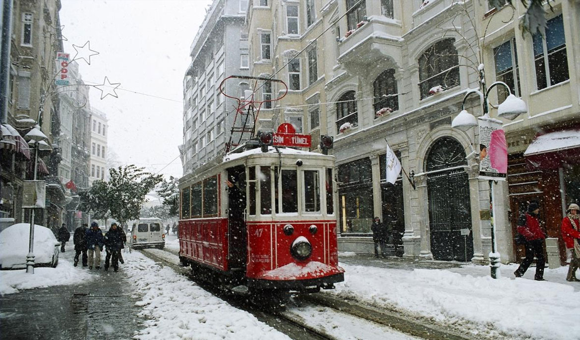 Trotsky's house for sale in Istanbul