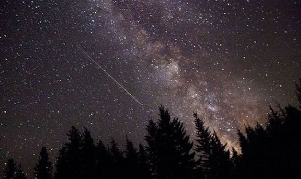 'Spectacular' meteor showers to light up the sky