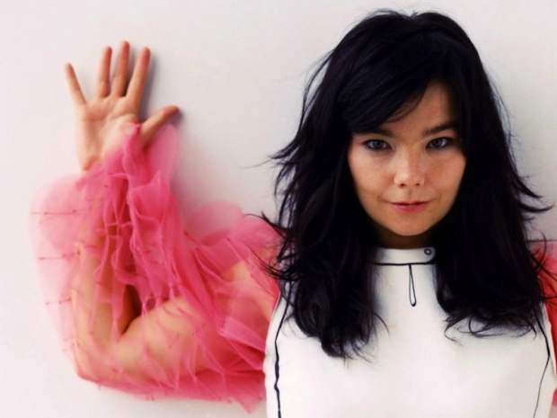 After scrapping shows, Bjork says working on new songs