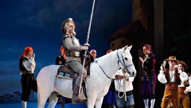 Quixote-crazy: rewriting Spain's comic bible