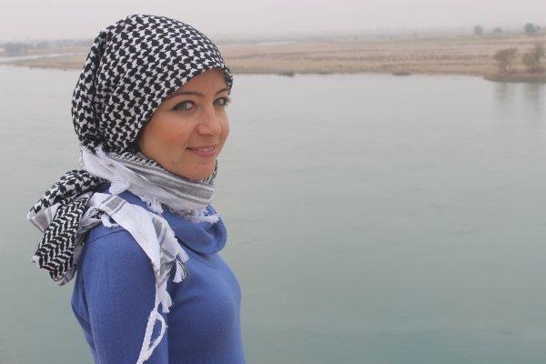 Syrian woman gets Mackler 'courageous journalism' award
