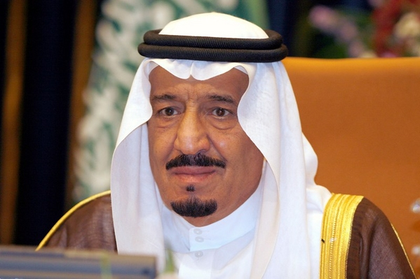 Saudi king to visit US for first time since rift