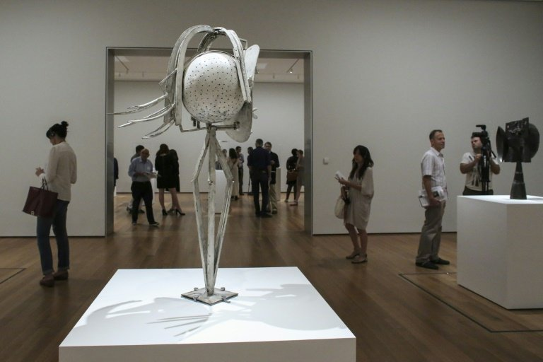 The myriad faces of Picasso the sculptor come to NY