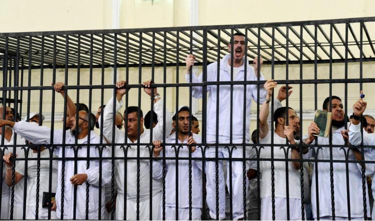 Egypt court ratifies 'IS' death sentences