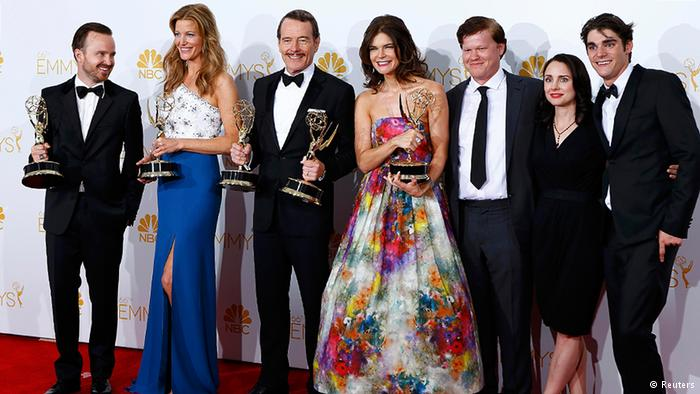 Veterans, newcomers vie for gold at Emmys