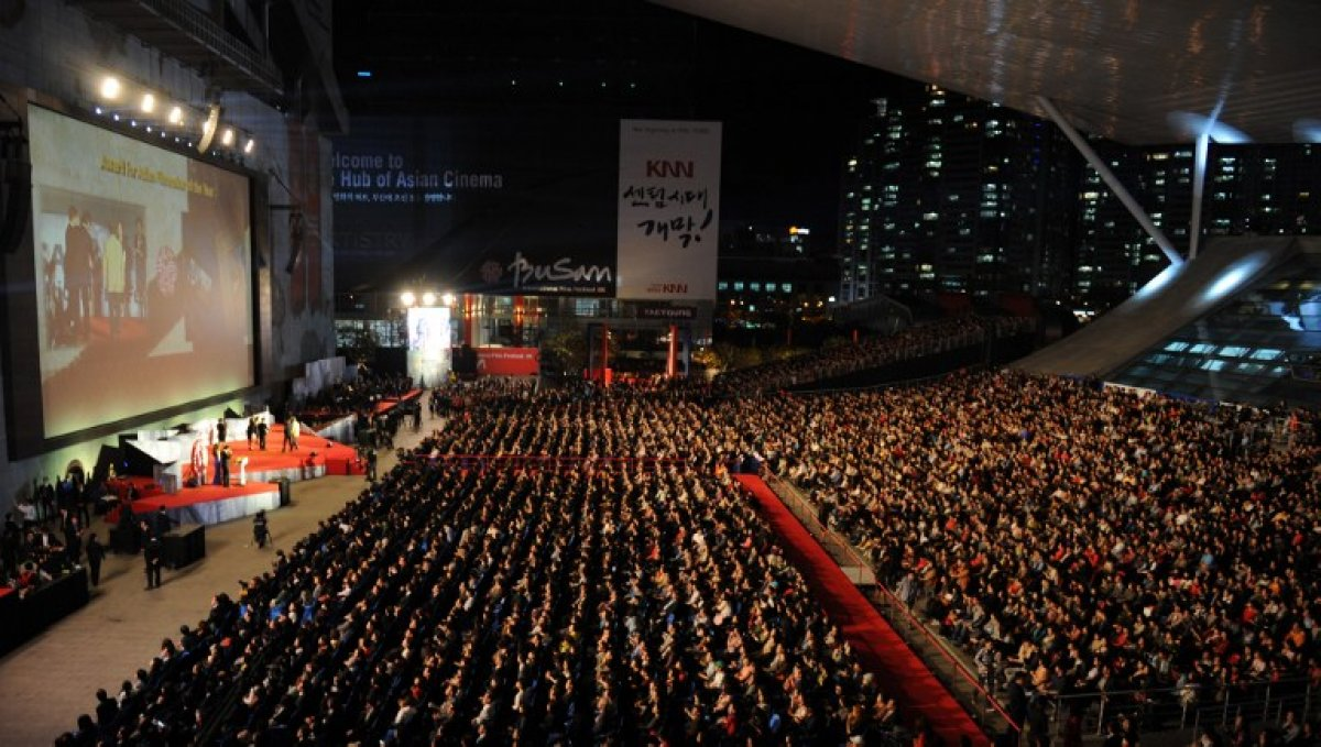 Busan film festival fuels Asia's booming movie market