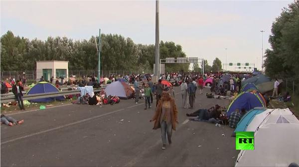 Hungary warns of instability from Europe's migrant crisis