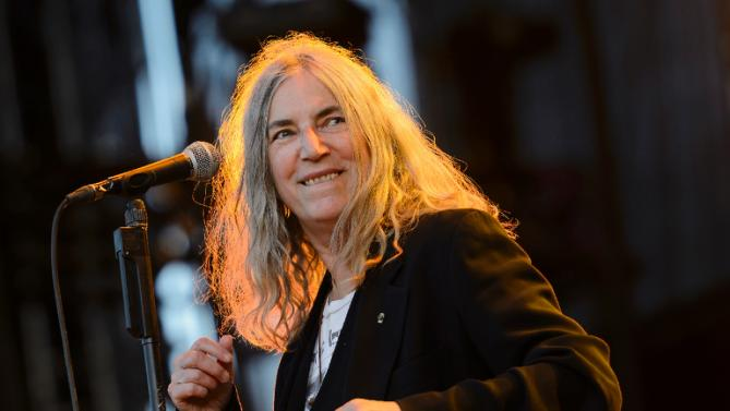 Patti Smith wades into memory and loss in literary sequel