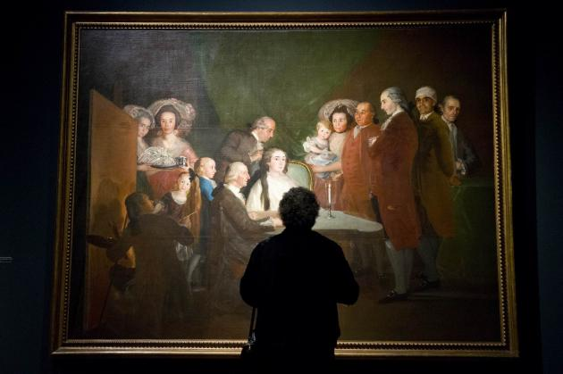 'Unflinching' Goya portraits go on show in London