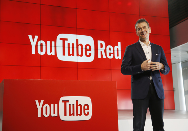 YouTube announces music app, ad-free subscription service