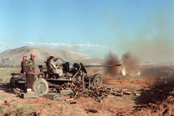 Iraq Kurds launch major offensive to retake Sinjar from IS