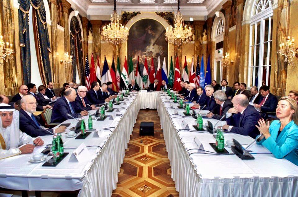 'Deep breaths' for tough new Syria talks in Vienna