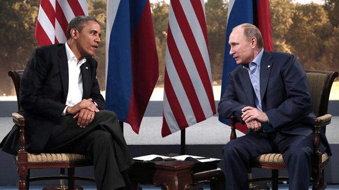Obama, Putin strike chord on Syria as leaders vow to quell terror