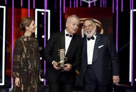 Marrakesh film fest honours 'heavy heart' Bill Murray