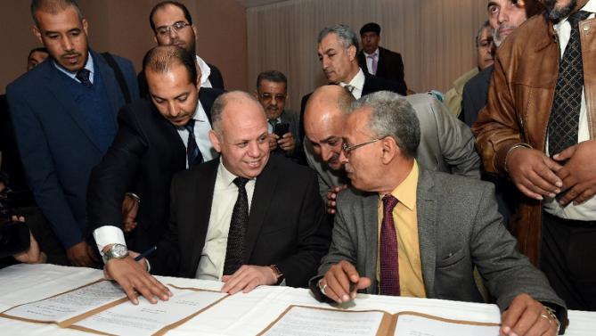 Agreement to end Libya strife a hard sell: analysts