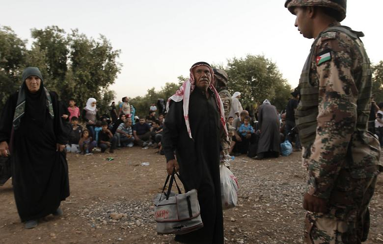 UN data shows high education among Syrian refugees