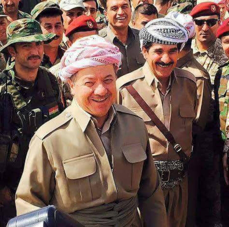 Iraqi Kurd leader meets Erdogan as PM defends deployment