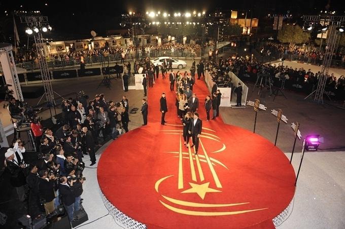 'Very Big Shot' takes Etoile d'Or at Marrakesh film festival