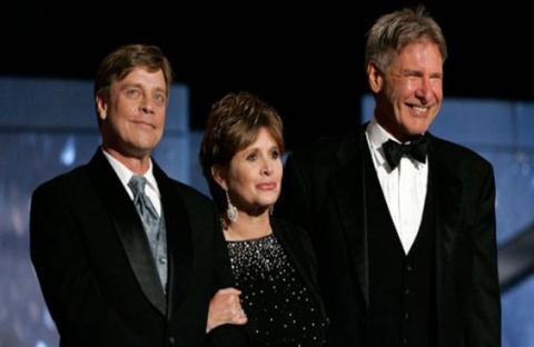 A blockbuster awakens: 'Star Wars' back on big screen