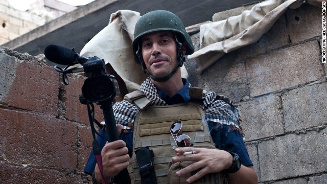 James Foley documentary to make world premiere in US