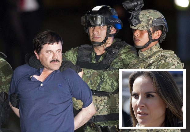 Guzman's infatuation with actress led to downfall: official