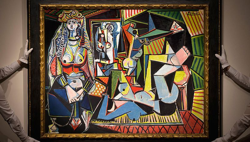 US court fight over $100 million Picasso sculpture