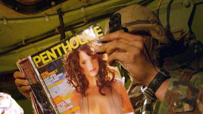 Penthouse halts magazine after 50 years, goes digital